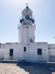 Lighthouse, Mykonos